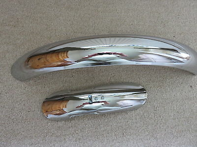Raleigh Chopper MK1or2 Rear&Front Mudguards (replacements)Please read BeforeUbuy