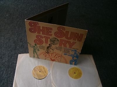 The Sun Story - 1952-1968 - Ex Double Vinyl - Rare Mono First Pressing