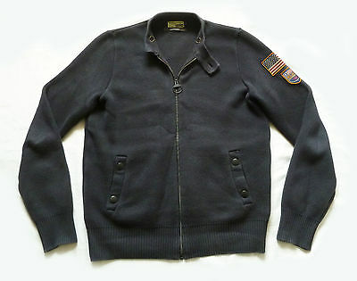"""Superb Barbour Steve Mcqueen """" Mojave """" International Jacket - Small - New £155"""
