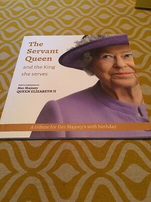 The Servant to Queen 90th Birthday