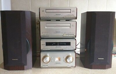 technics SE-HD550 stack system + speakers