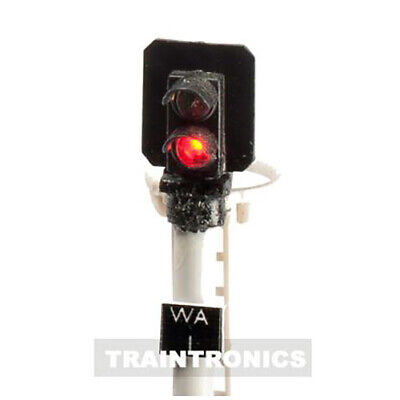 Traintronics 102 NEW 2 ASPECT RED/GREEN C/W FADING INTERFACE BOARD