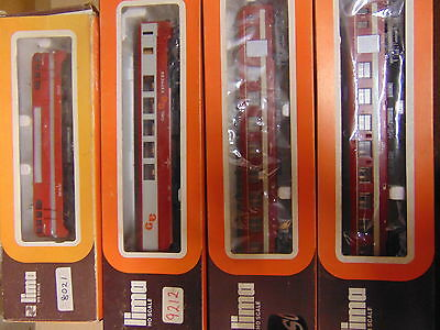 LIMA Continental Electric Train Set HO gauge