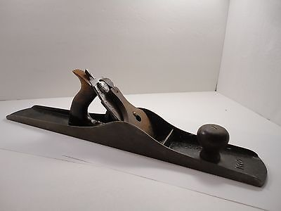 Vintage STANLEY-BAILEY  No. 7 Wood Jointer Plane Type 8 1899-1902