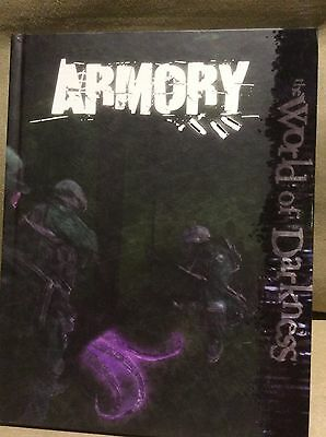 ARMORY - World of Darkness - WOD- Role Playing RPG 2006