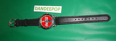 Coca-Cola Company Soda Watch FADA Ind. Japan Movement Unworn SR626SW