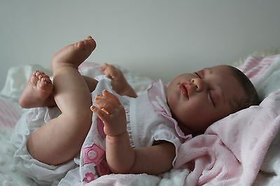 Reborn Baby Girl Abigail Schick By Vahni Gowing