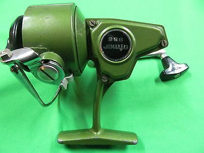 Ofmer 958 Vintage Spinning Fishing Reel, Made in Italy