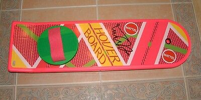 Michael J. Fox Signed Back to the Future Parts II & III Hoverboard Prop Replica