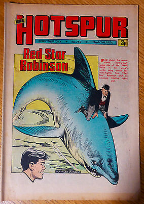 The Hotspur (UK Comic) - Issue #750 (2nd March 1974)