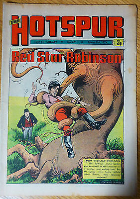 The Hotspur (UK Comic) - Issue #751 (9th March 1974)