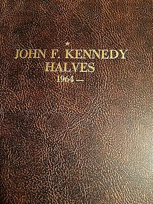 1964-1998D Kennedy P,d,s Half Dollar High Grade Set, Includes Proofs 96 Coins