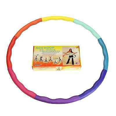 Weighted Sports Hula Hoop for Weight Loss - Acu Hoop 3M - 3 lb. medium