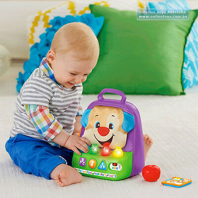 Fisher-Price Smart Stages Teaching Tote /Bag - Brand New