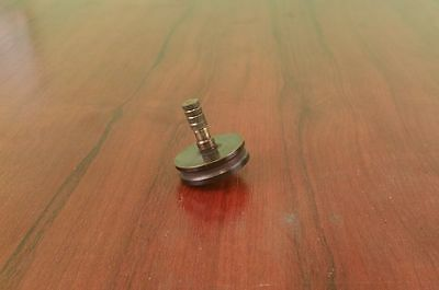 Miniature Spinning Top Made Of Bronze And Brass 3