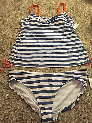 2-pc OH BABY by MOTHERHOOD maternity SWIM SUIT SIZE Small NWTS $60 RARE