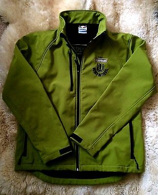 Crabbies Grand National Jacket Lime Green Leaders Up Jacket