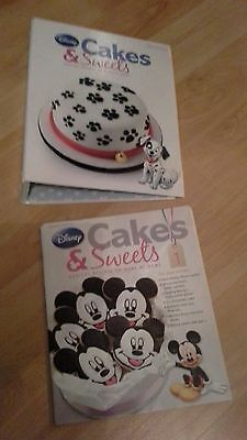 Disney Cakes & Sweets Magical Recipes To Make At Home Magazine issue 1 & folder