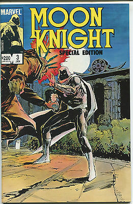 Moon Knight vol.2 #3 Special Edition - Very Fine