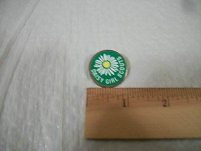 Girl Scouts Official Green Daisy Membership Pin