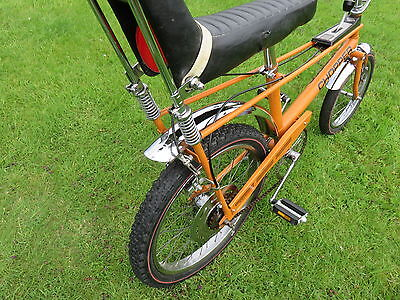 Raleigh Chopper Mk1 orMK2 Rear&front Mudguards  UNDRILLED NEW replacements