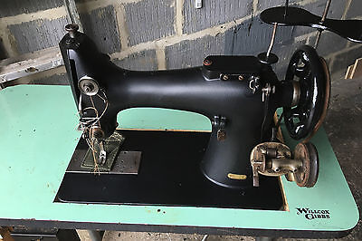 Singer 132k7 Heavy Duty Industrial Sewing Machine