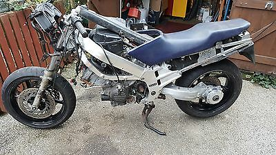 Honda Vfr750 spares/repair unfinished project