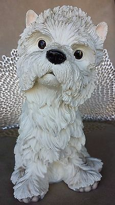 Royal Doulton 8in West Highland Terrier Dog Figure Best Of Breed Collection 2005