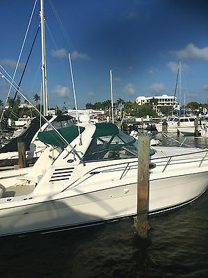 2002 Sea Ray Amberjack 340 Diesel Awesome deal