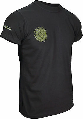 IRONCORPS® Combat Men's Semi-Fitted Martial Arts T-Shirt (Way of the Warrior)
