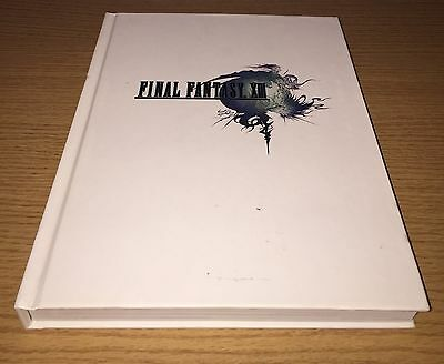 Final Fantasy XIII - The Complete Official Collector's Edition Guide - Hardcover