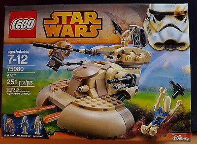 LEGO Star Wars AAT (75080) - New In Factory Sealed Box!
