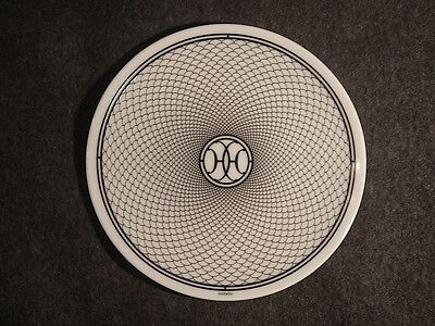 Hermes H DECO No.1 Small Round Plate