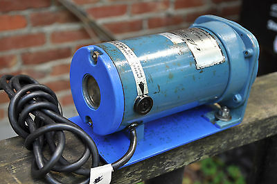 Masterflex 7553-20 Drive Motor For Peristaltic Pump Cole-Parmer Tested #1 Lubed