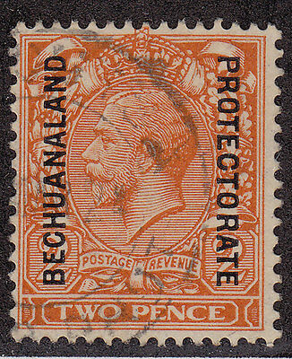 BECHUANALAND PROTECTORATE Used Scott # 86 King George V (1 Stamp) -1