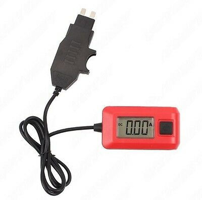 AE150 Car Electrical Current Tester by Fuse Galvanometer Diagnostic Tool 12V 23A