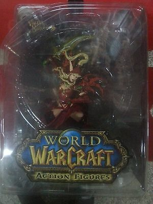 World of warcraft Action figures Valeera Sanguinar serie 1 New