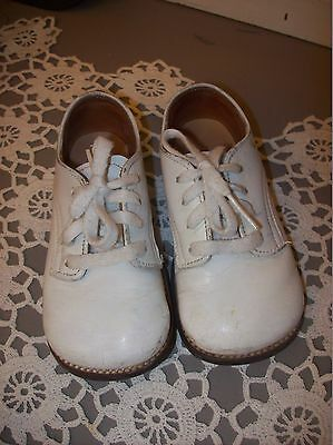 Vintage 1950 Pied Piper Childs Shoes size 5 1/2
