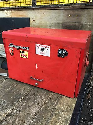 Snap On  Tool Box complete with bottom chest