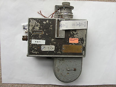 Ex. Potteries Motor Transport Setright Speed ticket machine