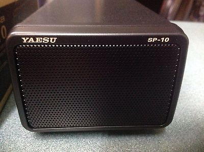 Yaesu SP 10 Matching speaker to suit FT991/991A