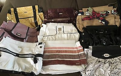 Lot of 9 Miche Prima Shells- Preowned With Organizer