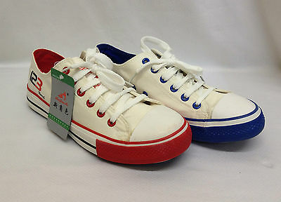 12 Mens Casual Lace Up Plimsolls Trainers Pumps Shoes Smart Work Gym Job Lot New