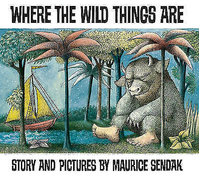 Where the Wild Things Are by Maurice Sendak (Paperback, 2000)-9780099408390-F005
