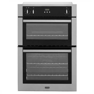 Stoves SEB900FPS Built In Electric Double Oven 60cm Double Cavity Stainless