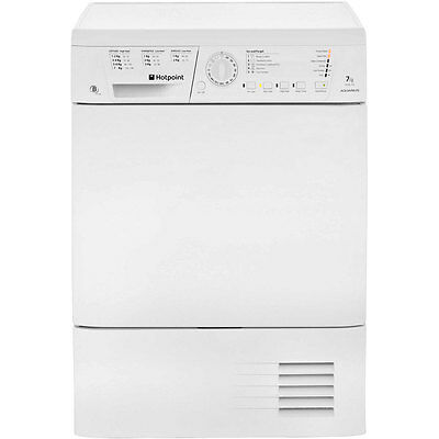 Hotpoint TCHL73BRP Aquarius 7Kg Condenser Tumble Dryer White New from AO