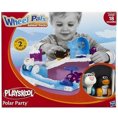 Juguete Infantil Polar Party Playskool + 18 meses Bebé
