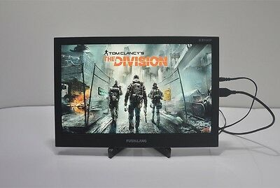 """13.3"""" inch IPS screen HP 1080P HDMI portable display Monitorfor PS3 XBOX PS4"""