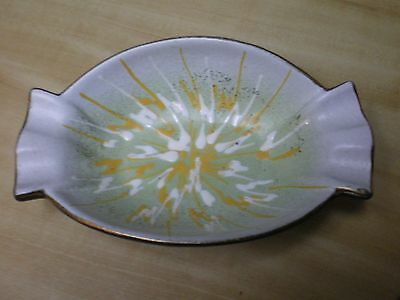 MID-CENTURY MODERN ATOMIC AGE 1950's ASH TRAY WEST GERMANY RARE