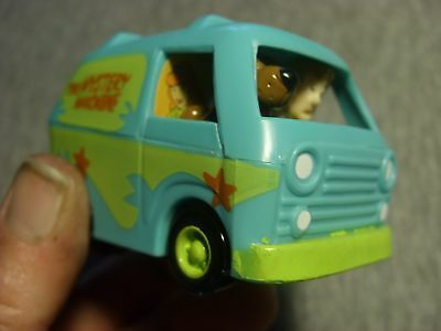 SCOOBY DOO THE MYSTERY MACHINE 1996 mfg for BURGER KING